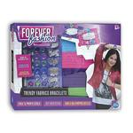 Forever Fashion – Trendy Fabrics Bracelets