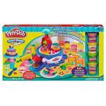 Play-doh – Fábrica De Pasteles Y Helados