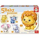 Educa Borrás – Baby Puzzle (varios Modelos)
