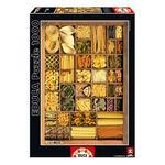 Educa Borrás – Puzzle 1000 Piezas – Puzzle Pasta Basta Iii