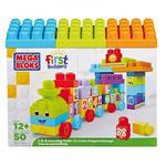 Mega Bloks – Mega Box Tren 1, 2, 3