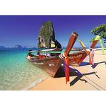 Ravensburguer – Puzzle 1000 Piezas – Playa Phra Nang, Krabi, Tailandia-1