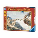 Ravensburguer – Puzzle 1000 Piezas – Michelangelo – La Creación