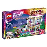 Lego Friends – Pop Star: Casa De Livi – 41135