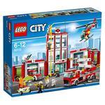 Lego City – Estación De Bomberos – 60110