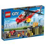 Lego City – Unidad De Lucha Contra Incendios – 60108