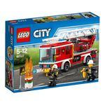 Lego City – Camión De Bomberos Con Escalera – 60107