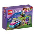 Lego Friends – Coche De Exploradora De Olivia – 41116