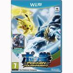 Wii U – Pokkén Tournament + Tarjeta Amiibo Mewtwo Oscuro Nintendo