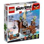 Lego Angry Birds – Barco Pirata De Los Cerdos – 75825