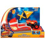 Fisher Price – Blaze Y Los Monster Machines – Blaze Turbolanzador