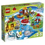 Lego Duplo – Set Alrededor Del Mundo – 10805