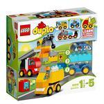 Lego Duplo – Mis Primeros Vehículos – 10816