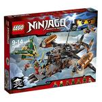 Lego Ninjago – Fortaleza De La Mala Fortuna – 70605