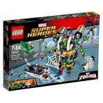 Lego Súper Héroes – Spider-man: Trampa Tentaculosa De Doc Ock – 76059
