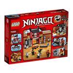 Lego Ninjago – Huida De La Prisión Kryptarium – 70591