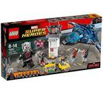 Lego Súper Héroes – Batalla De Los Superhéroes En El Aeropuerto – 76051