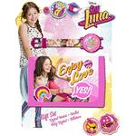 Soy Luna – Set Reloj Digital Y Billetera