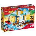 Lego Duplo – Casa En La Playa De Mickey Y Sus Amigos – 10827