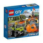 Lego City – Volcán: Set De Introducción – 60120