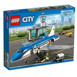 Lego City – Aeropuerto: Terminal De Pasajeros – 60104