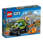 Lego City – Volcán: Camión De Exploración – 60121