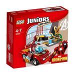 Lego Duplo – Iron Man Vs Loki – 10721