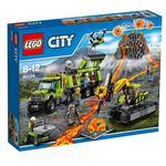 Lego City – Volcán: Base De Exploración – 60124