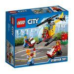Lego City – Aeropuerto: Set De Introducción – 60100