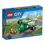 Lego City – Aeropuerto: Avión De Mercancías – 60101