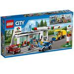 Lego City – Estación De Servicio – 60132
