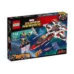 Lego Súper Héroes – Misión Espacial En El Avenjet – 76049