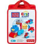 Mega Bloks – Bolsa Construye Y Aprende (varios Modelos)