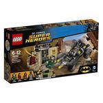 Lego Súper Héroes – Batman: Rescate De Las Garras De Ra S Al Ghul – 76056