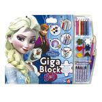 Disney – Giga Block Frozen 5 En 1