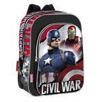 Capitán América – Mochila Infantil Civil War