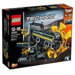 Lego Technic – Excavadora De Cangilones – 42055
