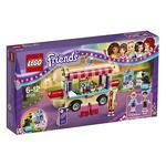 Lego Friends – Parque De Atracciones: Furgoneta De Perritos Calientes – 41129