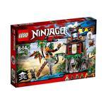 Lego Ninjago – Isla De La Viuda Del Tigre – 70604