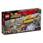 Lego Súper Héroes – Ataque Al Camión Cisterna – 76067