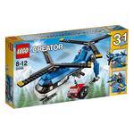 Lego Creator – Helicóptero De Doble Hélice – 31049