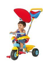 Triciclo Con Parasol