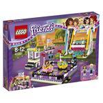 Lego Friends – Parque De Atracciones: Coches De Choque – 41133