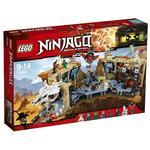 Lego Ninjago – Caos En La Cueva Del Samurái X – 70596