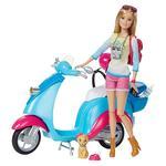 Barbie – Barbie Y Su Scooter