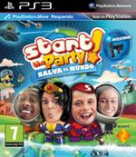 Juego Ps3 Start The Party 2 +motion Controller + Camera