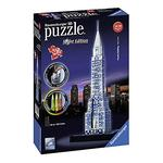 - Puzzle 3d – Diseño Chrysler Building Luminoso Ravensburger