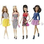 Barbie – Pack 4 Muñecas Fashionistas