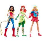 Dc Super Hero Girls – Pack 3 Figuras
