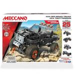 Meccano – Camión 4×4